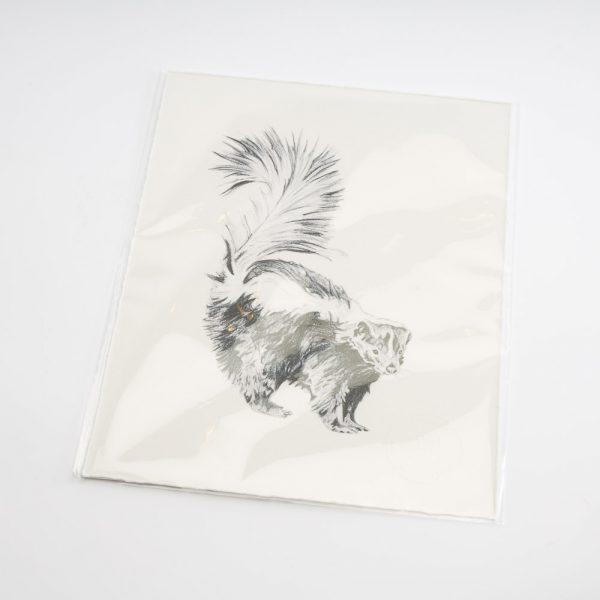sarah hammond skunk print
