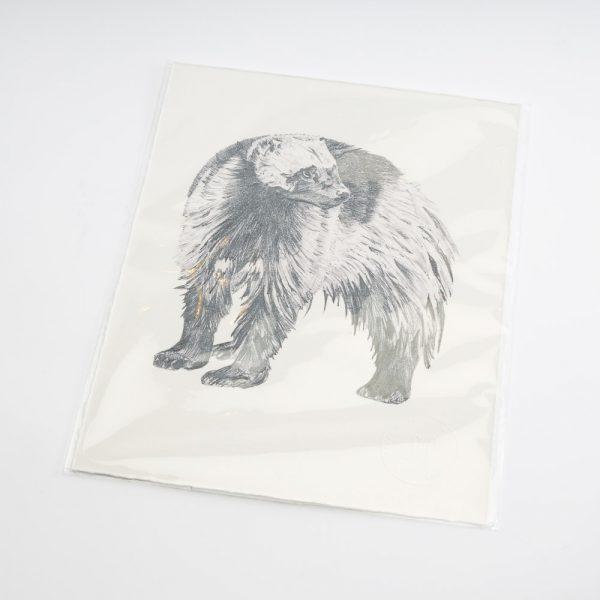sarah hammond wolverine print