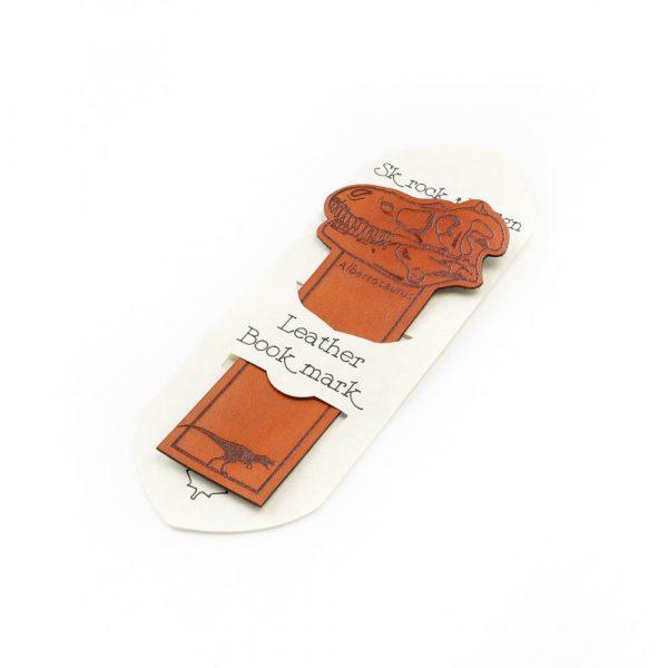 skrocki albertosaurus bookmark