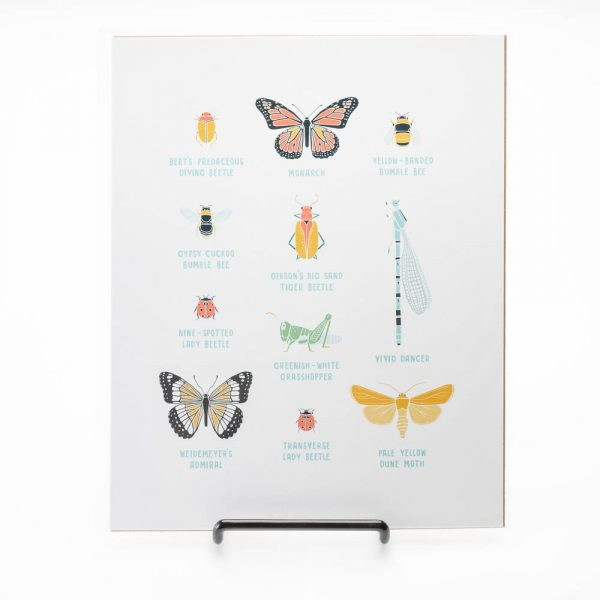 stephanie simpson insects of alberta print