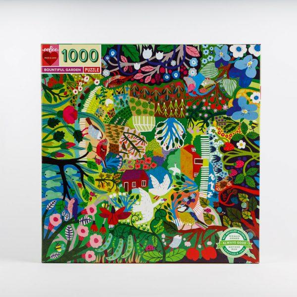 bountiful garden puzzle
