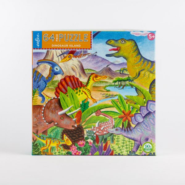 dinosaur island puzzle