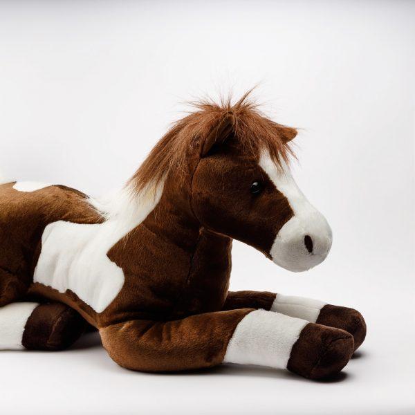 large paint horse