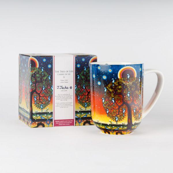 oscardo tree of life mug