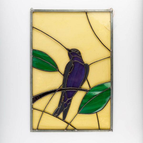 bissett purple sparrow