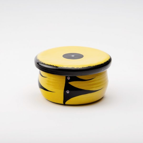 cannister yellow