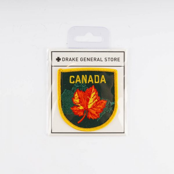 drake general store canada patch