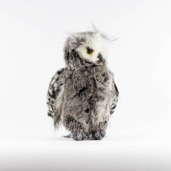 great horned owl plush