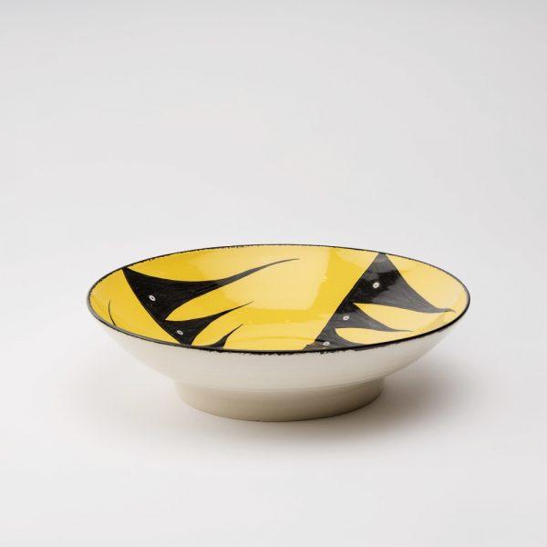 large bowl yellow