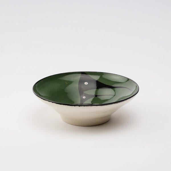 small bowl green