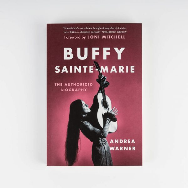 buffy sainte marie soft cover