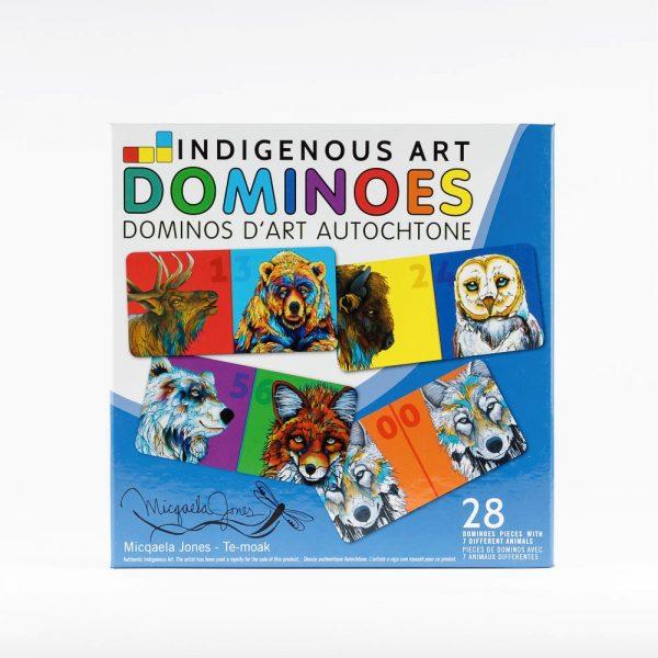 cap indigenous dominos
