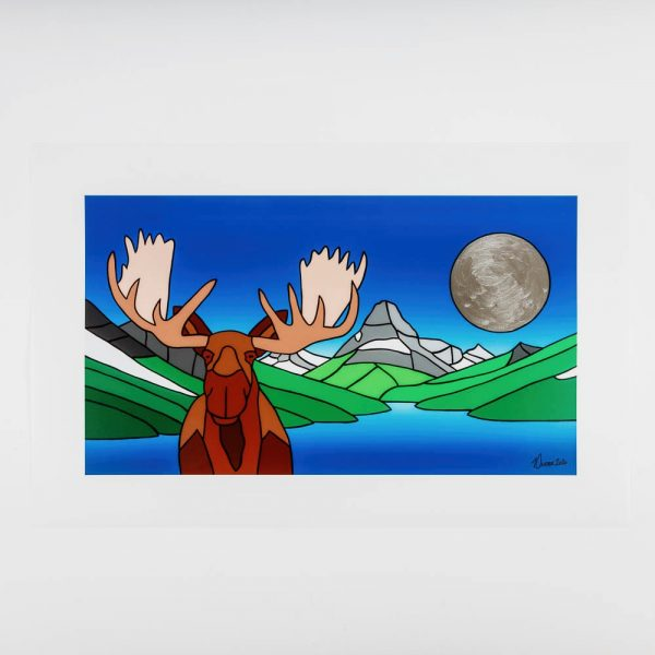 jason carter happy moose and the light of the silvery moon