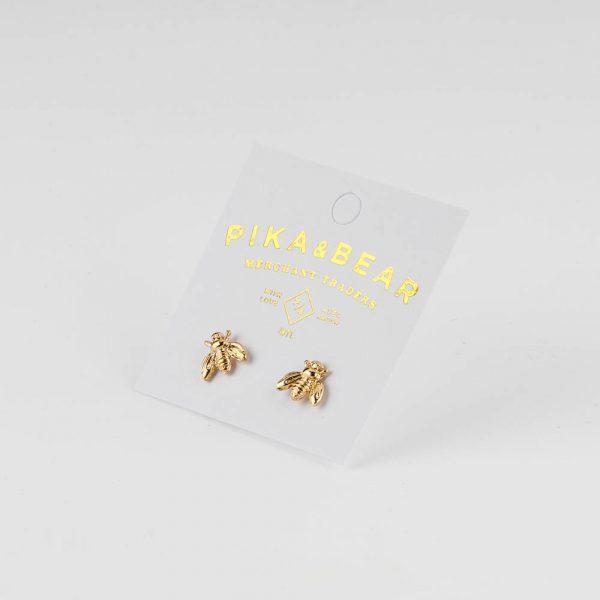 pb honeybee earrings