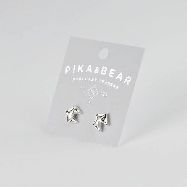 pb silver fox studs