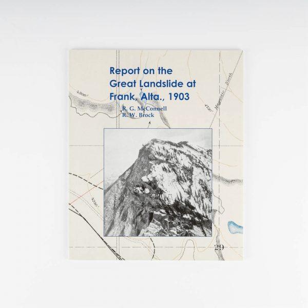 report on the great landslide at frank alta