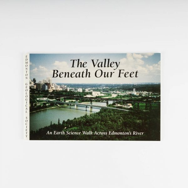 the valley beneath our feet