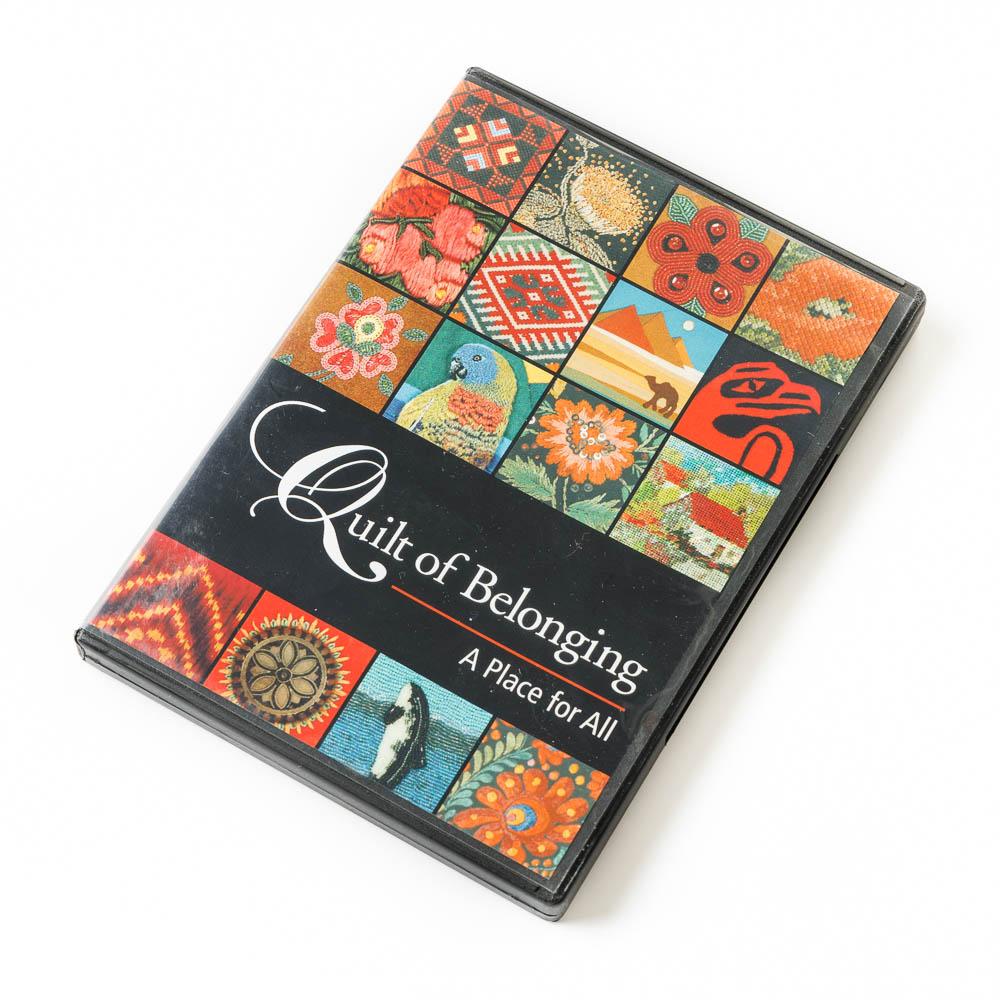 Quilt of Belonging DVD