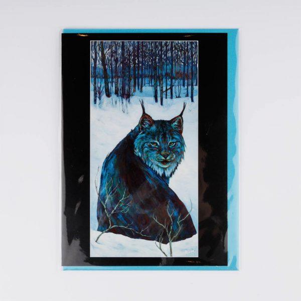 canada lynx card