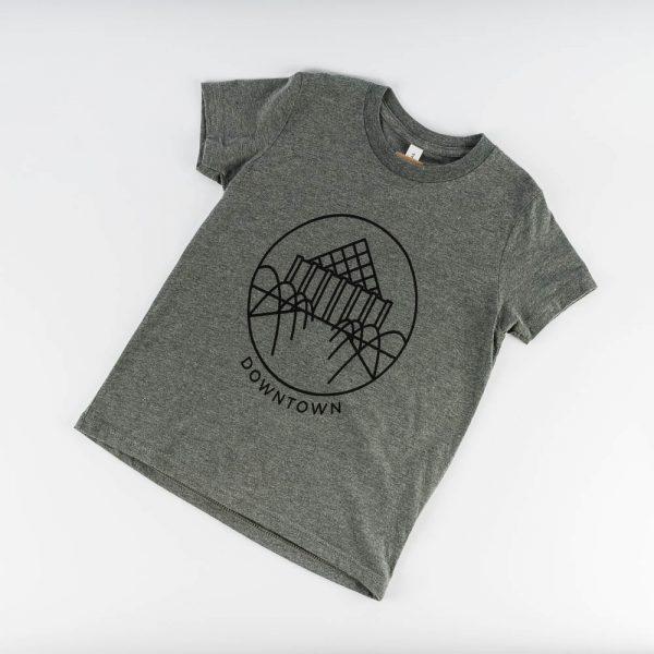 downtown kids shirt