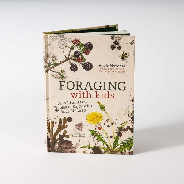 foraging with kids 1