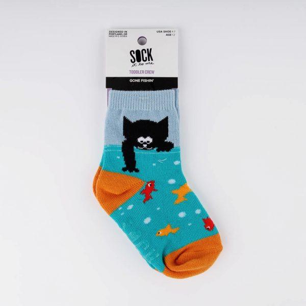 gone fishin socks