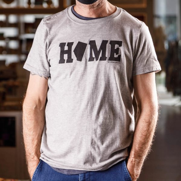 home alberta grey tshirt