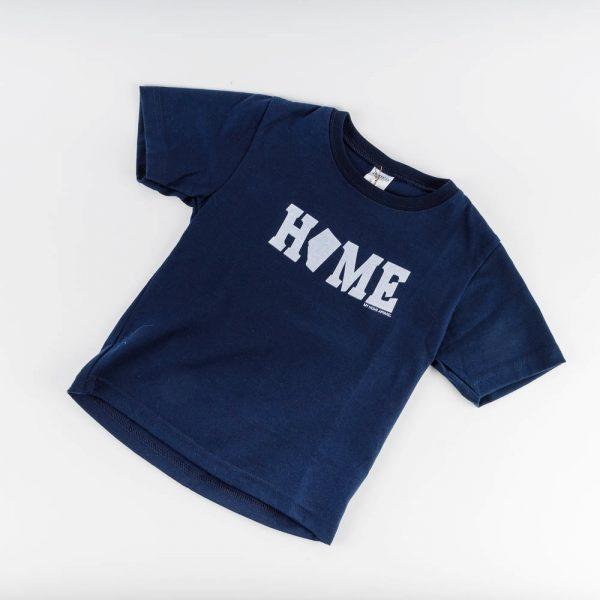 home alberta navy t shirt
