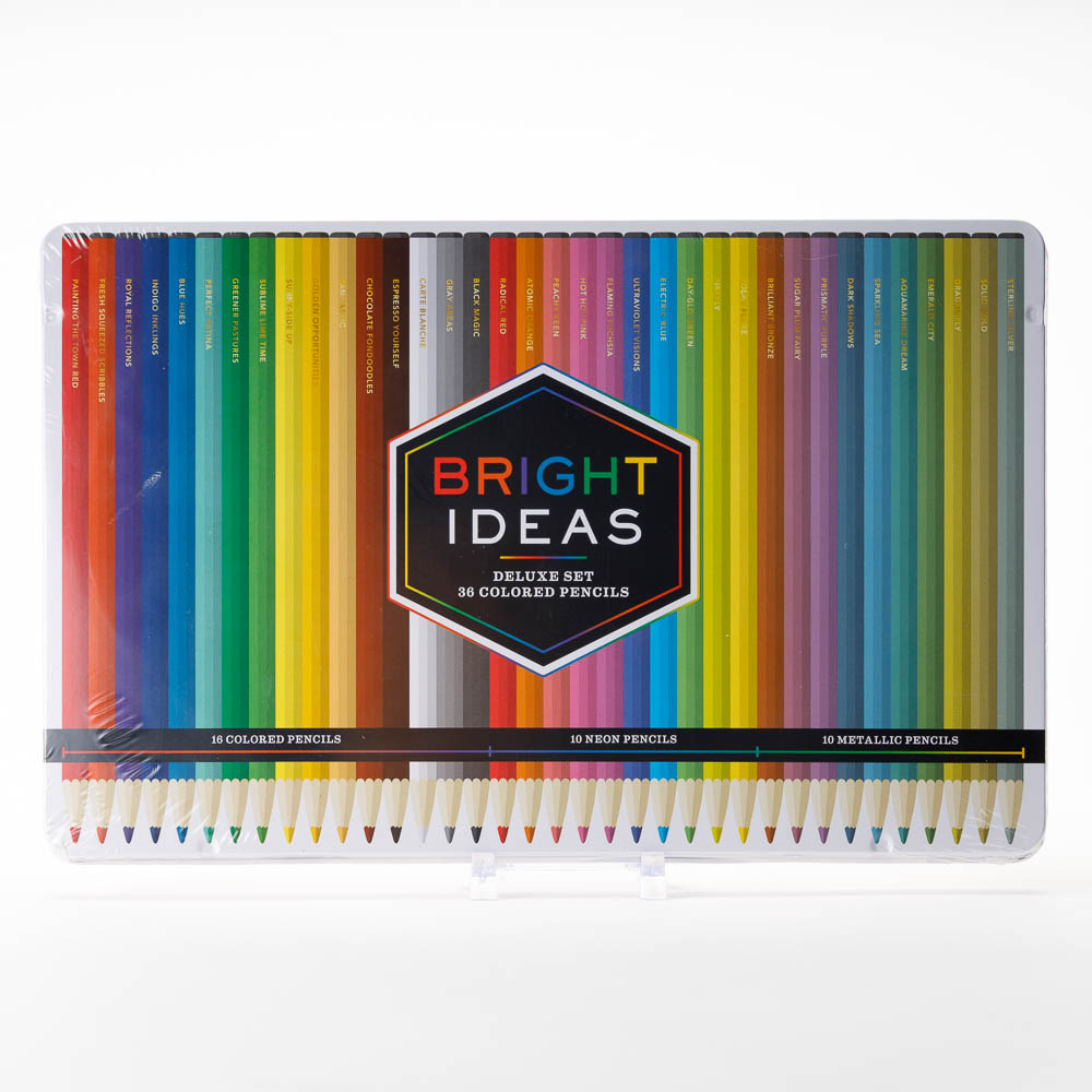 Deluxe Set of Colored Pencils