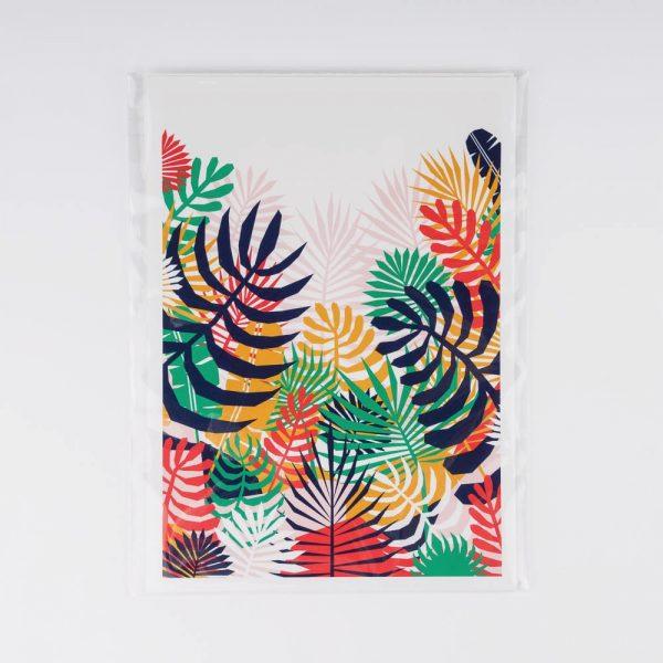 ferns print