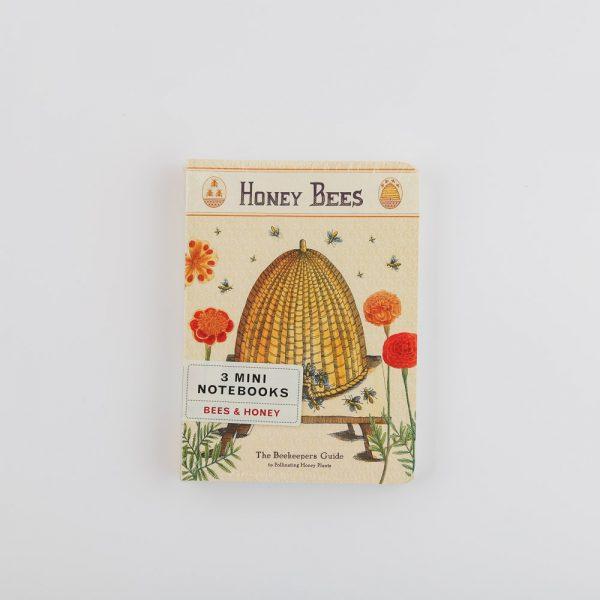 honey bee notebooks