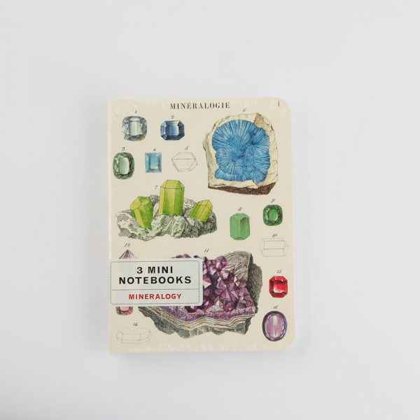 mineral notebooks