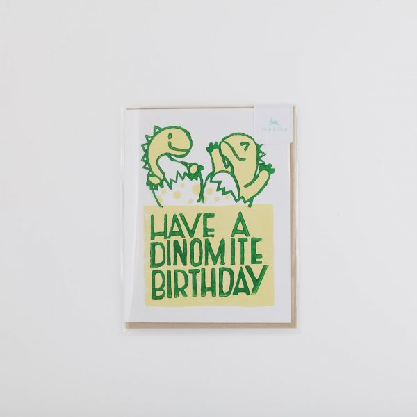 dinomite birthday gc