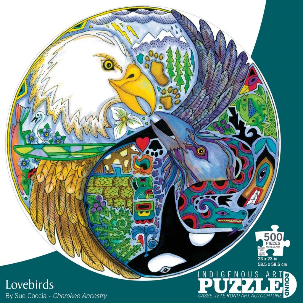 lovebirds puzzle