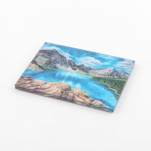 moraine lake magnet