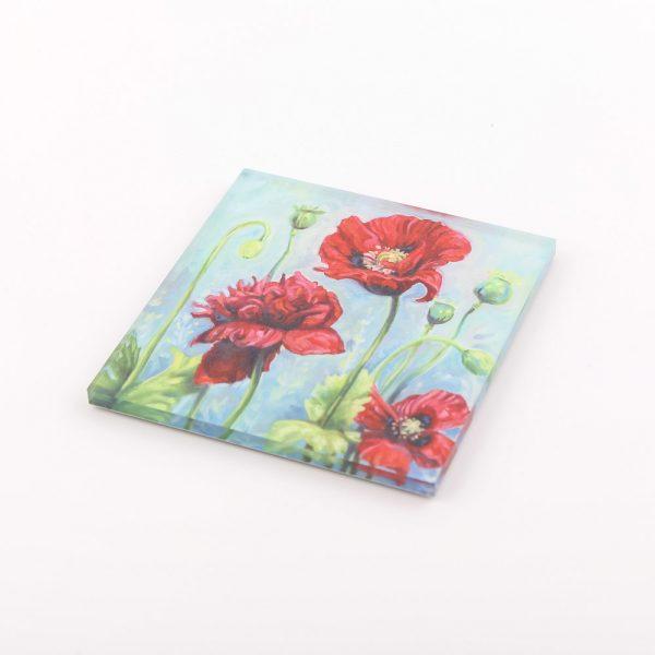 poppy magnet