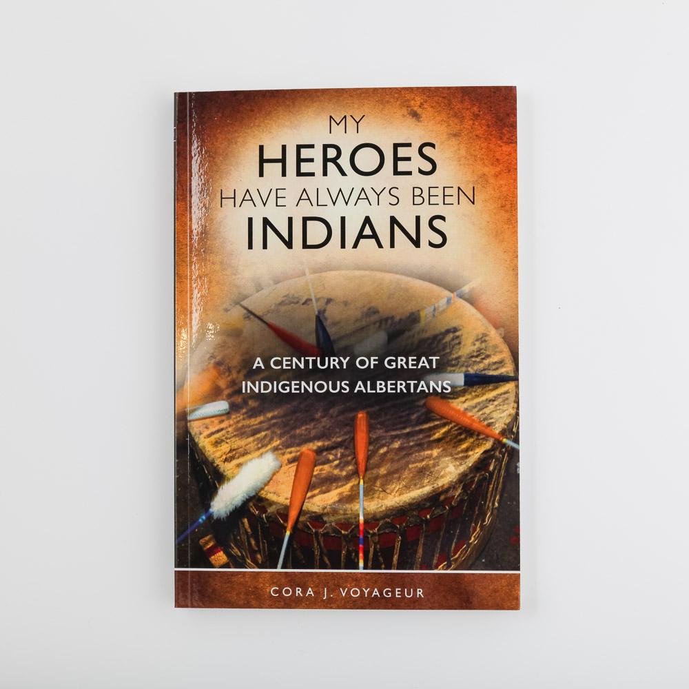 my heroes have always been indians
