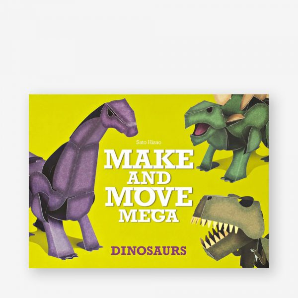 make and move dinos